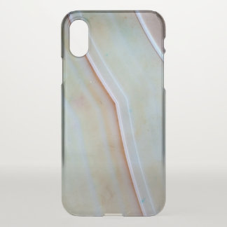 Capa Para iPhone X Série de pedra preciosa - ágata lustrada