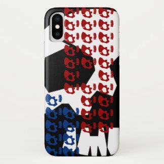 Capa Para iPhone X SKULETONS BHQ Remix