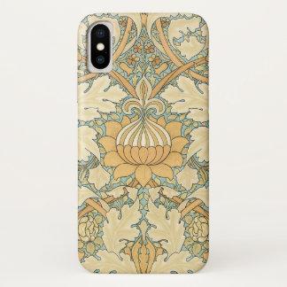 Capa Para iPhone X St James por William Morris, teste padrão de