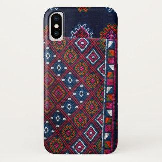 Capa Para iPhone X Tapetes butaneses