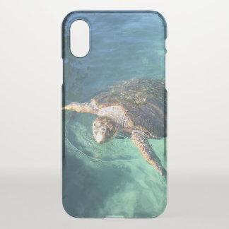 Capa Para iPhone X Tartaruga amigável em México