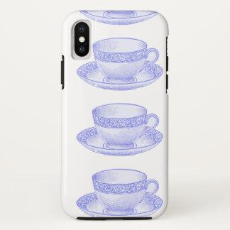 Capa Para iPhone X Teacups