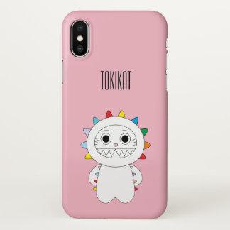 Capa Para iPhone X Toki