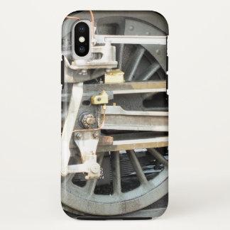 CAPA PARA iPhone X  TRENS DO VAPOR