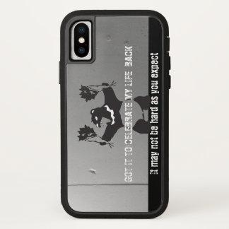 Capa Para iPhone X Urso do partido