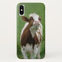 Vaca de leite da leiteria na fazenda