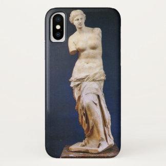 Capa Para iPhone X Vênus de Milo