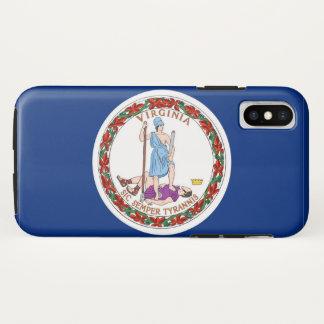 Capa Para iPhone X Virgínia