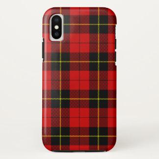 Capa Para iPhone X Wallace