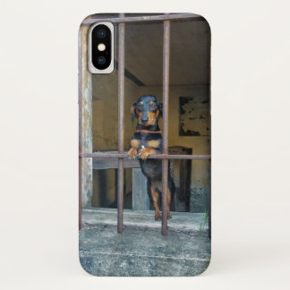 Capa Para iPhone X Weenie do Jailhouse