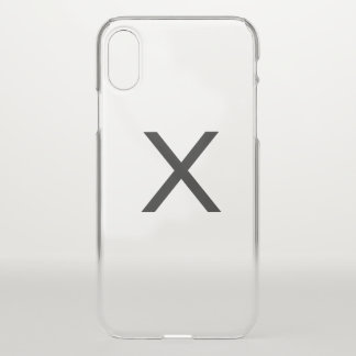 Capa Para iPhone X X caso do iPhone X
