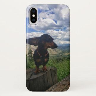 Capa Para iPhone X Yellowstone