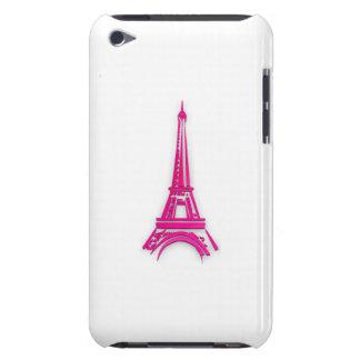 Capa Para iPod Touch 3d torre Eiffel, clipart de France