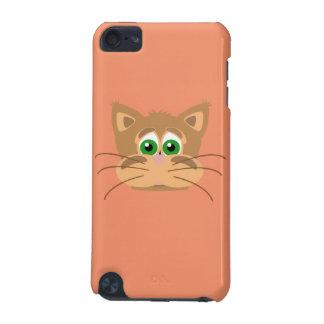 Capa Para iPod Touch 5G A cabeça do gato