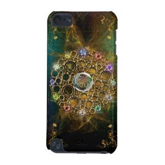 Capa Para iPod Touch 5G A CONEXÃO DA PROSPERIDADE: Gemas da fortuna