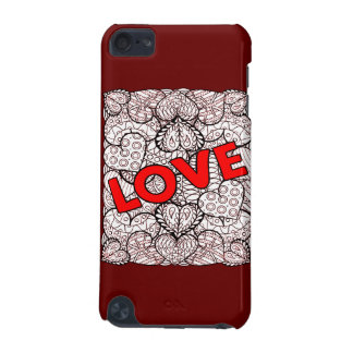 Capa Para iPod Touch 5G Amor 1