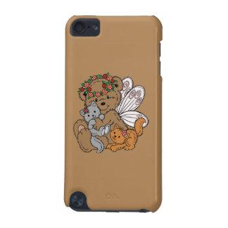 Capa Para iPod Touch 5G Anjo do urso com gatinhos