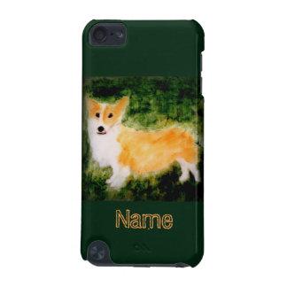 Capa Para iPod Touch 5G Arte bonito do cão do Corgi