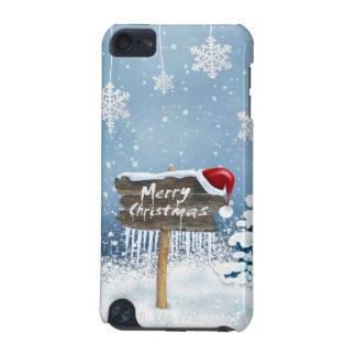 Capa Para iPod Touch 5G Arte do Natal - ilustrações do Natal