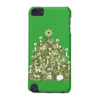 Capa Para iPod Touch 5G Árvore de Natal 2