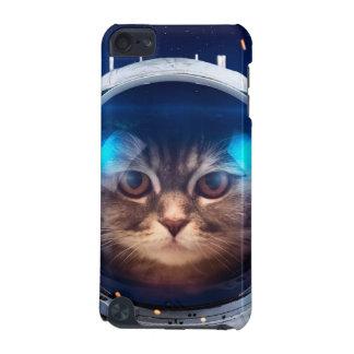 Capa Para iPod Touch 5G Astronauta do gato - gatos no espaço - espaço do