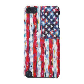 Capa Para iPod Touch 5G Bandeira americana