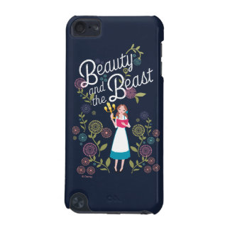 Capa Para iPod Touch 5G Beleza do Belle | e o animal