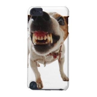 Capa Para iPod Touch 5G Cão agressivo - cão irritado - cão engraçado