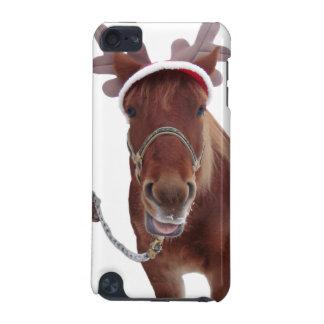 Capa Para iPod Touch 5G Cervos do cavalo - cavalo do Natal - cavalo