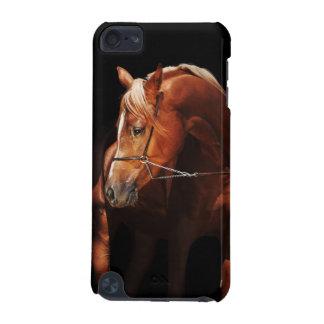 Capa Para iPod Touch 5G coleção do cavalo. vermelho árabe