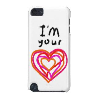 Capa Para iPod Touch 5G Coração