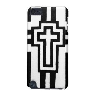 Capa Para iPod Touch 5G Cruz dentro de uma cruz