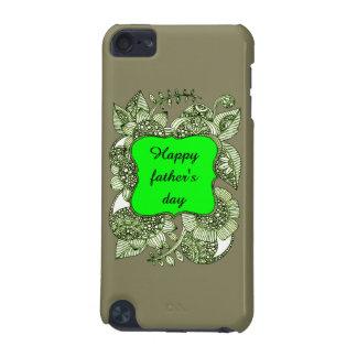 Capa Para iPod Touch 5G Dia dos pais feliz