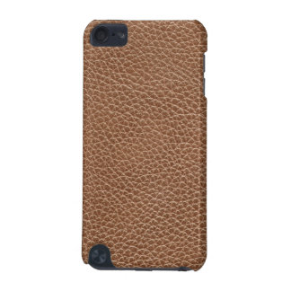 Capa Para iPod Touch 5G Falso Brown natural de couro