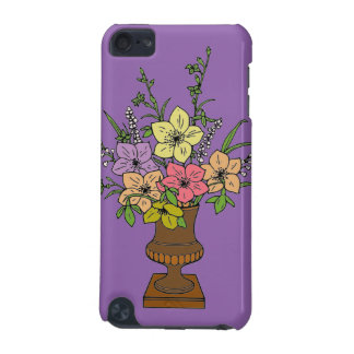 Capa Para iPod Touch 5G Flores 1
