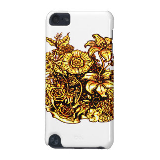 Capa Para iPod Touch 5G Flores 3