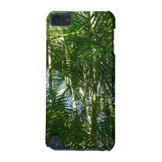 Capa Para iPod Touch 5G Floresta do verde tropical das palmeiras