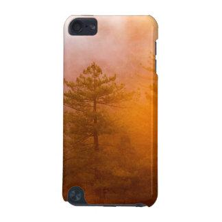Capa Para iPod Touch 5G Floresta dourada da corriola