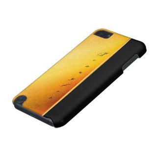 Capa Para iPod Touch 5G Fundo luxuoso do vintage