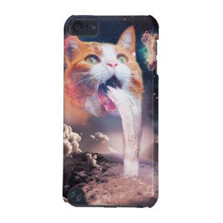 Capa Para iPod Touch 5G gato da cachoeira - fonte do gato - espace o gato