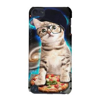 Capa Para iPod Touch 5G gato do DJ - gato do espaço - pizza do gato -