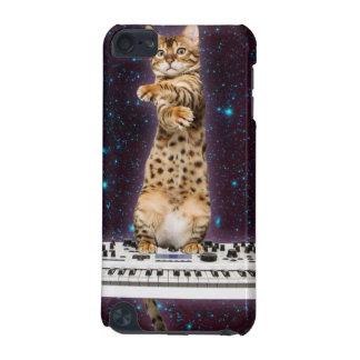 Capa Para iPod Touch 5G gato do teclado - gatos engraçados - amantes do