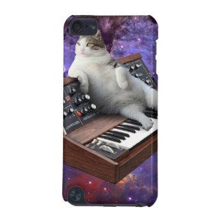 Capa Para iPod Touch 5G gato do teclado - memes do gato - gato louco