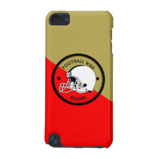 Capa Para iPod Touch 5G Guerreiro do futebol