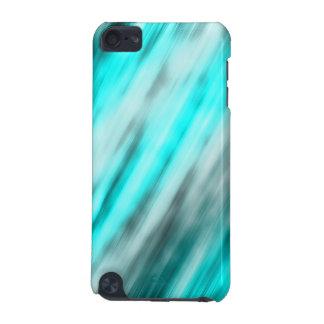 Capa Para iPod Touch 5G ipod touch 5g, arte abstracta, luz - azul