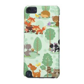 Capa Para iPod Touch 5G Ipod touch 5G dos animais da floresta