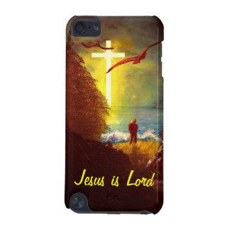 Capa Para iPod Touch 5G Jesus é senhor