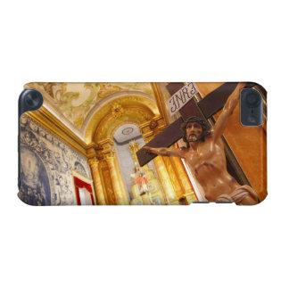 Capa Para iPod Touch 5G Jesus na cruz
