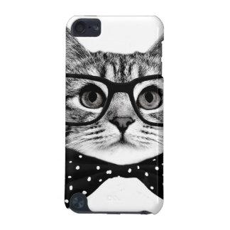Capa Para iPod Touch 5G laço do gato - gato dos vidros - gato de vidro