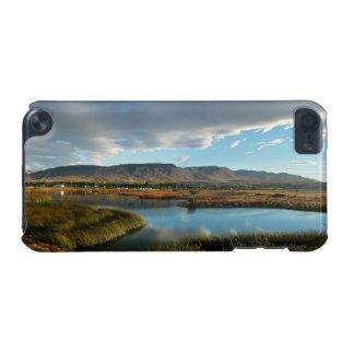 Capa Para iPod Touch 5G Lagoa de Nimez na hora dourada
